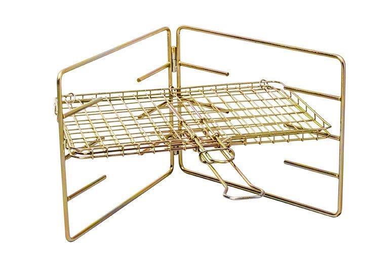 Braai Stand Designs : Lk s hinged grid stand braaiwood uk