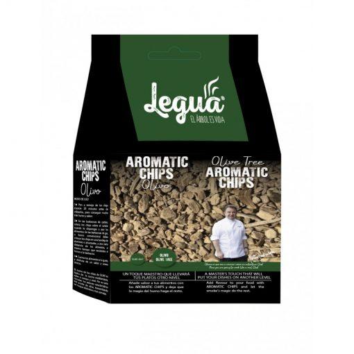 olive aromatic woodchips